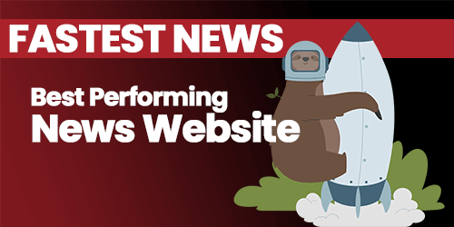 Fastest News: Best Performing News Website