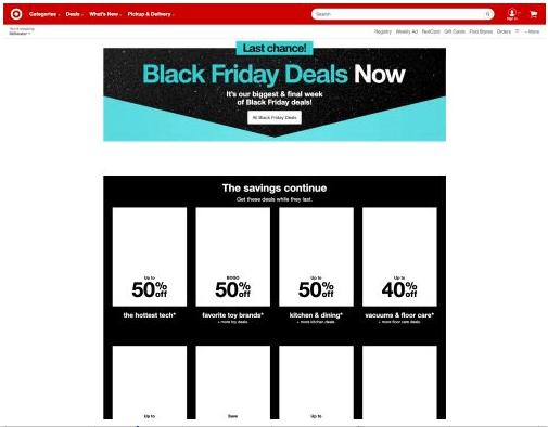 Largest Contentful Paint on Target.com
