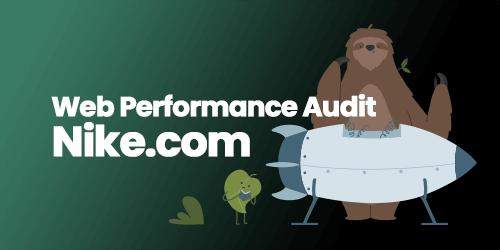 Web Performance Profiling: Nike.com